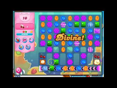 Candy Crush Level 934 Talkthrough, 25 Moves 0 Boosters