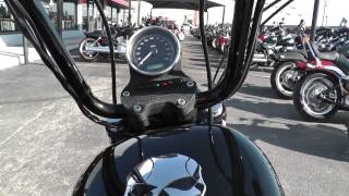7. 430066 - 2009 Harley Davidson Sportster 1200 Nightster XL1200N - Used Motorcycle For Sale