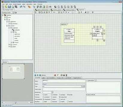 Mdarad - UML Modeling Tutorial