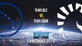 Team LDLC vs Team Liquid - IEM Chicago 2018 - map3 - de_mirage [SSW & Gromjke]