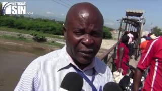 Haitianos protestan en su territorio por devolución masiva de compatriotas desde RD