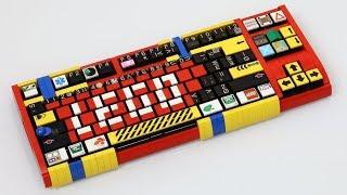 Mechanical LEGO Keyboard