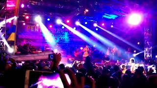Via vallen -  AKAD (Payung Teduh)  SERA LIVE SUMOWONO 13 Sep 17