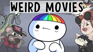 Video Movies I Thought Were Weird MP3, 3GP, MP4, WEBM, AVI, FLV Februari 2019