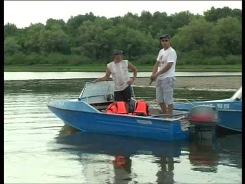 Рыбалка на слиянии нижней волги и