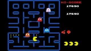 Game Boy Advance Longplay [083] Classic NES Series - Pac-Man