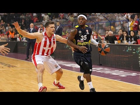 Highlights: RS Round 4, Crvena Zvezda 60-74 Fenerbahce Istanbul