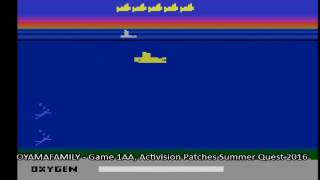 Seaquest (Atari 2600 Emulated Expert/A Mode) by oyamafamily