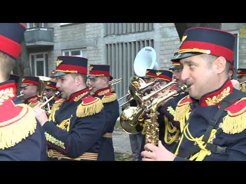 "Igor Dodon a conferit Orchestrei Prezidențiale a Republicii Moldova titlul onorific  ""Colectiv  Artistic  Emerit"""