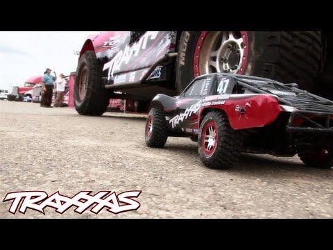 Traxxas Slash 4X4 Great Escape - An Epic Adventure at TORC Crandon