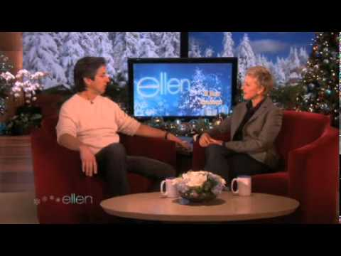 ray romano - The very funny Ray Romano stopped by to chat with Ellen about his new show,