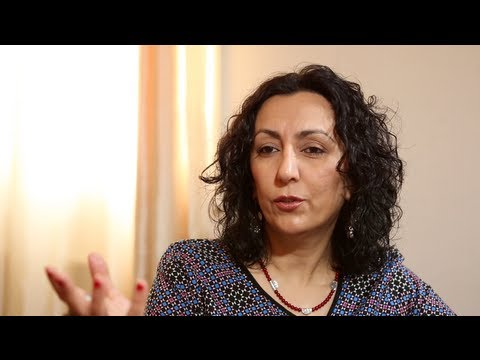 Houzan Mahmoud on her passion for a better world