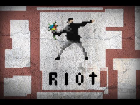 Riot Simulator Trailer new violence simulator allows gamers to be cops or