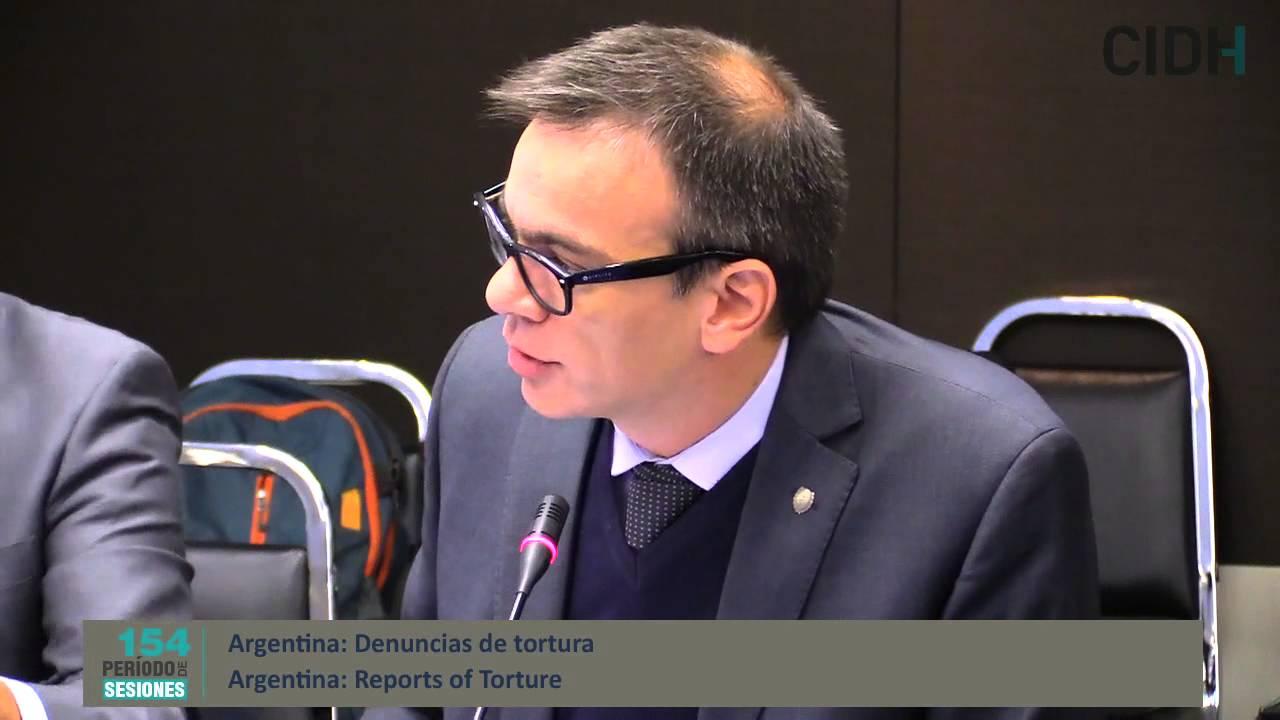Seguridad ciudadana y denuncias de tortura en Argentina