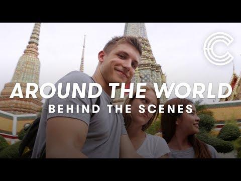 Around the World: Behind the Scenes