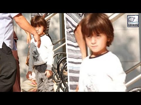 Grown-Up Abram PISSED At Media Is The Cutest Thing