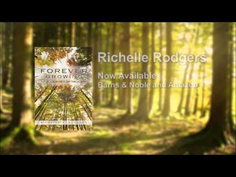 Richelle Rodger Forever Growing  – A Journey of Trust (Book)