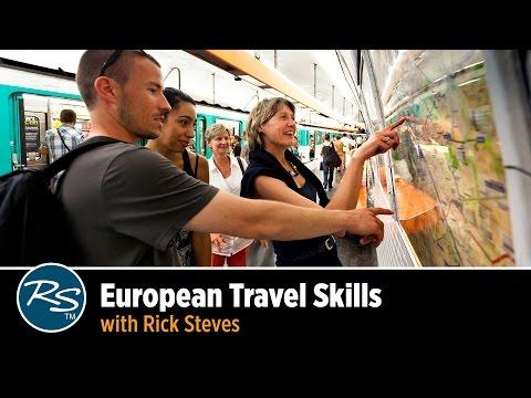 European Travel Skills with Rick Steves