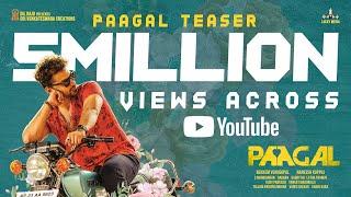 Paagal (2021) movie songs lyrics