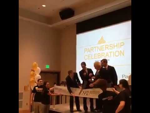 Partnership Celebration at Northern Kentucky University: Chase's Remarks & the Ribbon Cutting