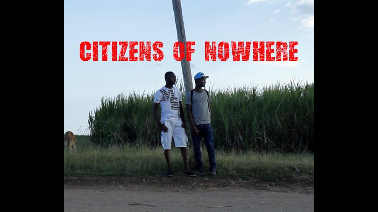 CITOYENS DE NULLE PART