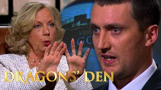 Video Scattering Ashes In Space Is Not A Profitable Business! | Dragons' Den MP3, 3GP, MP4, WEBM, AVI, FLV Agustus 2019