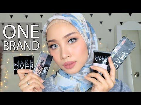 ONE BRAND MAKE UP TUTORIAL - MAKE OVER + REVIEW | IRNA DEWI