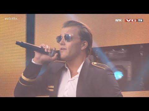 VG-lista 2017 ::: Utfordrer «Paradise»-Grunde til å synge «Starboy» (видео)