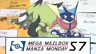 Pokémon Cards - Mega Mailbox Mania Monday #57! by The Pokémon Evolutionaries
