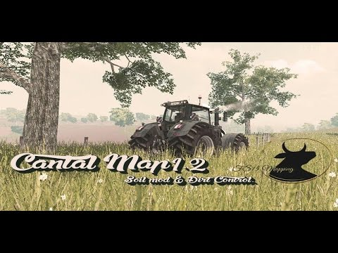 Cantal V1.2 soilMod and Dirt control