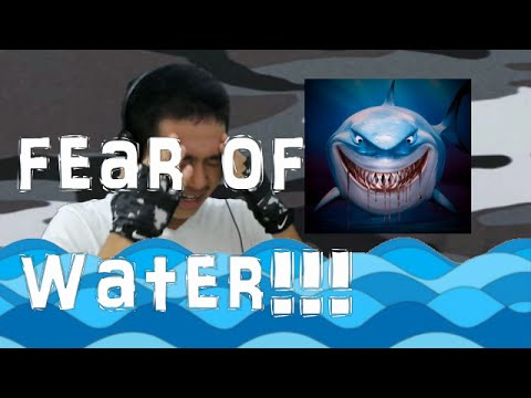 (PARAreaction)Pugatory fear of water