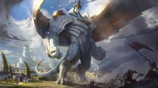 This is League of Legends Champion Galio 2017's voice in Español (Greek) All sounds are taken from the ingame voice over sound banks, Champion Selection voic...