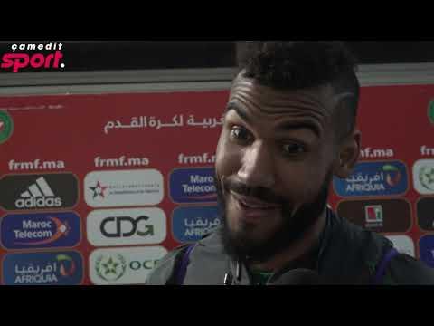 réaction de Choupo moting après la défaite face au Maroc