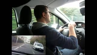 Video Savoir franchir une intersection avec peu de visibilité (Permis de conduire étape 2) leçon 2. MP3, 3GP, MP4, WEBM, AVI, FLV November 2017