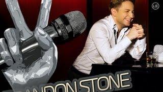 The Voice: Brandon Stone Singt Und Spielt Piano - The Voice Of Germany  Live Shows 2012