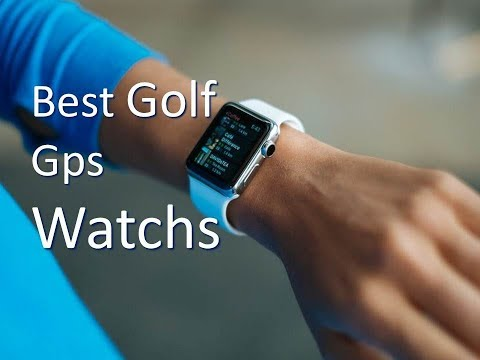 Top 10 Best Golf Gps Watches Review 2018