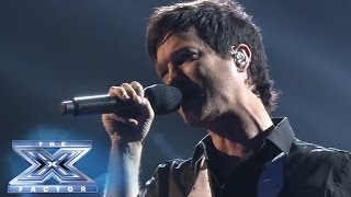 "Jeff Gutt is ""Feeling Good"" - THE X FACTOR USA 2013"