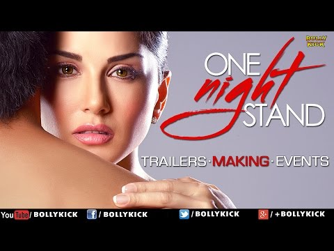 One Night Stand | Sunny Leone | Tanuj Virwani | Hindi Movies 2019 |  Making | Events