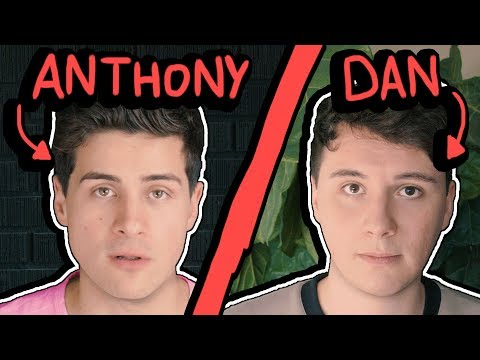 Stop saying we look alike! (ft. Daniel Howell)