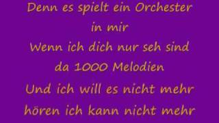 Orchester In Mir Karaoke