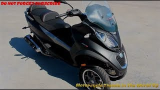 7. New Piaggio MP3 500 SPORT ABS 2017-2018 Next Models (eps3)