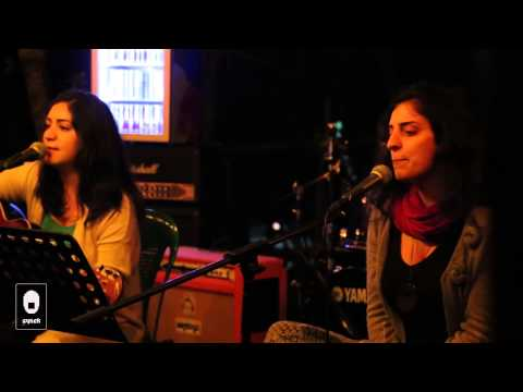 Noor & Ghina Mounzer - This Is The Life (cover) | Synck (видео)