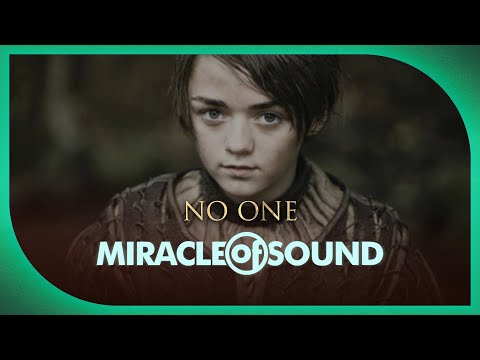 Game Of Thrones Arya Stark Song - No One by Miracle Of Sound feat. Karliene