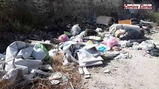 """""""Basta rifiuti nelle contrade"""", gli agricoltori incontrano i sindaco di Noto e Rosolini"""