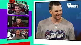 Tom Brady Bombs Down Ski Slope, Patriots Fans Freak Out   TMZ Sports