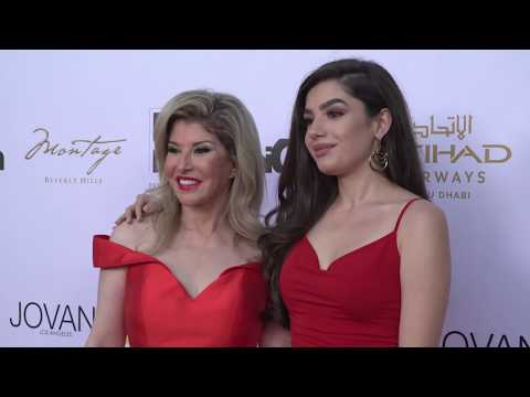ENIGMA's 3rd CELEBRATION OF ARAB GLAMOUR & SUCCESS IN BEVERLY HILLS..