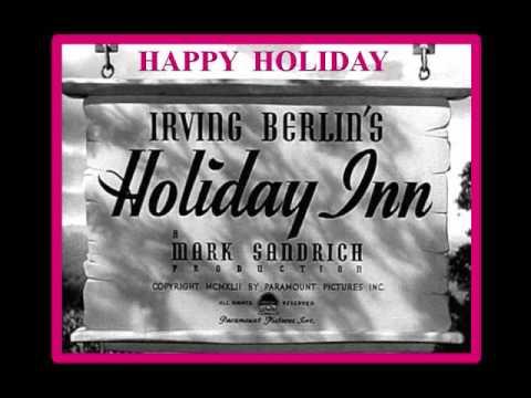 Tekst piosenki Bing Crosby - Happy Holiday po polsku
