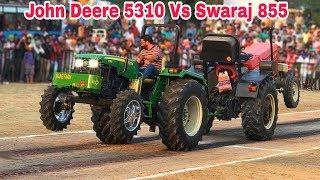 Swaraj 855 Vs John Deere 5310 Modified Tractor Tochan