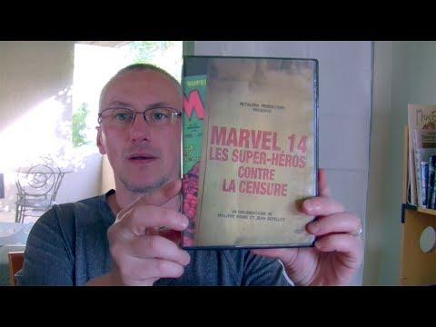 Les BD de Jérôme - Mes DVD sur le thème du Super-héros