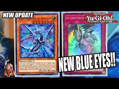 Yu-Gi-Oh! BEST! NEW BLUE-EYES DECK PROFILE! NEW SUPPORT! OCTOBER UPDATE (September 17, 2018 Banlist)